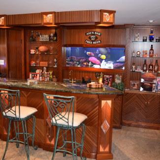 Custom Bars   Stigler\'s Woodworks   Cincinnati, OH