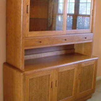 Contemporary Hutch