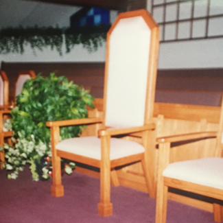 Church Seating