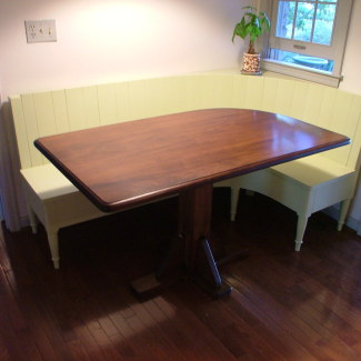 Breakfast Nook Table