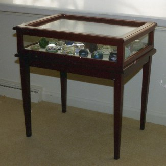 Display End Table