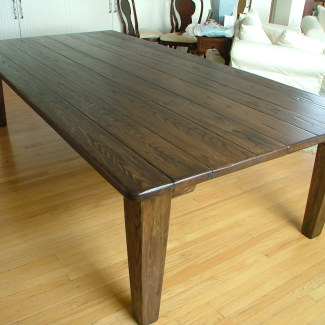 Large Farm Table