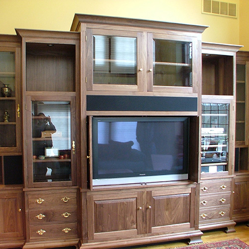Built-In Entertainment